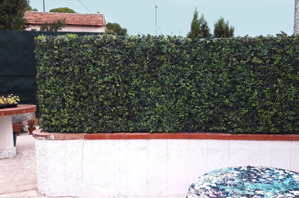 umělé živé ploty